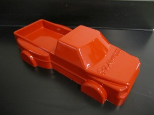 Arkema Red Solarkote T Truck