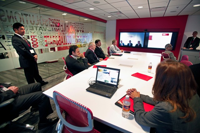 DuPont Video Conference